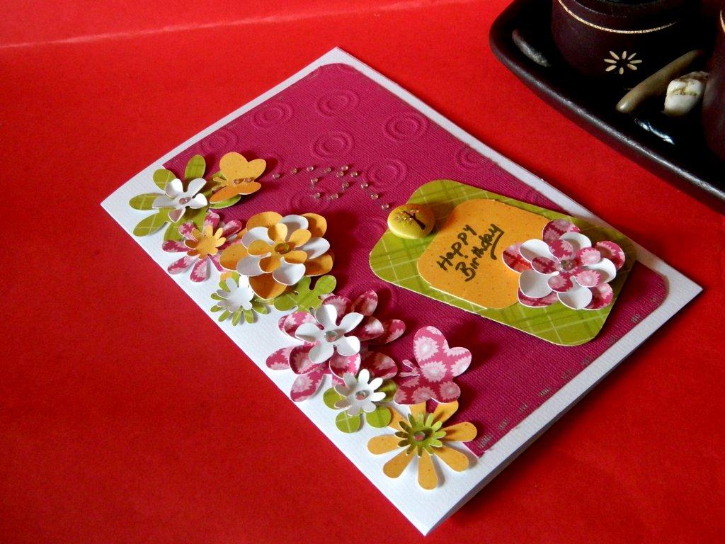 Handmade Greeting Cards Designs For Farewell Nve Media